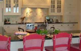 Роспись стен на кухне – виды, направления, стили