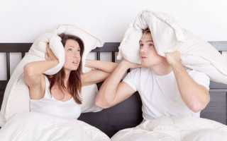 Звукоизоляция потолка в квартире – как спать спокойно
