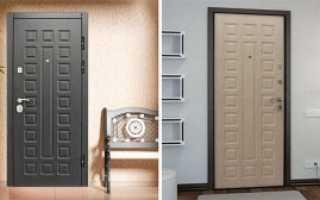 Входная дверь «Сенатор» – элементы типовой сборки и некоторые рекомендации