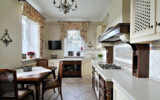 Кухня во французском стиле – характерные черты и направления