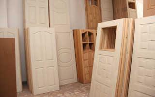 Современные межкомнатные дверные блоки