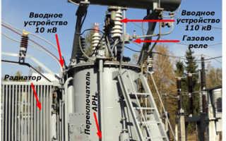 Силовые трансформаторы: виды, принцип работы и предназначение