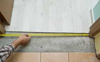 Стандартные размеры входных дверей: наружных и внутренних – что нужно знать