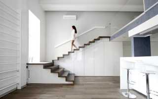 Дизайн лестницы на второй этаж – моменты и нюансы