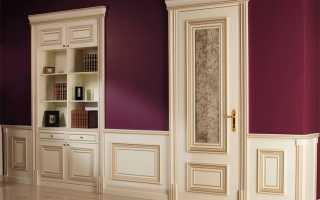 Филенчатые межкомнатные двери – конструкция, материалы, отделка, ремонт