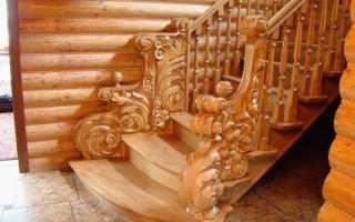 Столбы для лестниц из дуба – виды, материалы, дизайн
