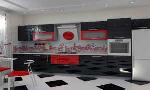 Кухонные уголки в стиле модерн – разновидности и модели