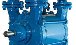 Водокольцевой вакуумный насос: схема и принцип работы