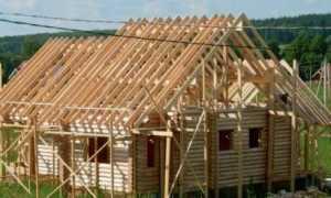 Деревянные дома из оцилиндрованного бревна – особенности и ошибки при сборке