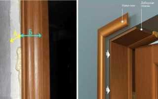 Купить доборы для межкомнатных дверей – как сделать правильный выбор