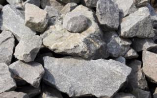 Фундаменты на скале