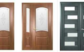 Двупольные межкомнатные двери для дома и квартиры
