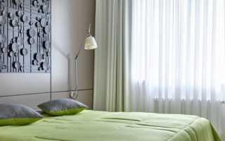 Как оформить стены в спальне