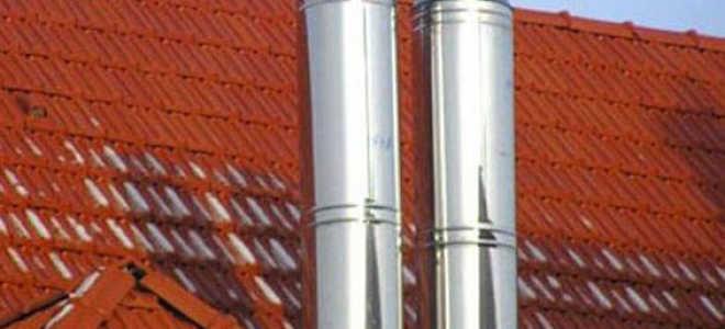 Трубы для котлов отопления – для устройства основных контуров и вытяжных труб