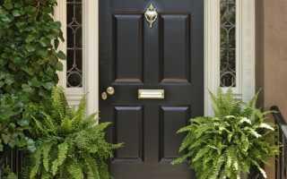 Как правильно выбрать входные двери