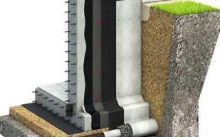 Мембрана для гидроизоляции фундамента – полимерная пленочная и профилированная