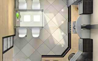 Дизайн большой кухни: планировка и достоинства просторных помещений