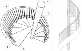 Проекты лестниц на второй этаж – как правильно выбрать из множества вариантов