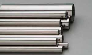 Нержавеющая полированная труба – применение, способы изготовления и обработки