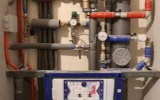 Коллекторы для водоснабжения