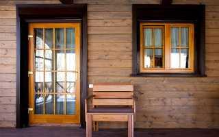 Деревянные окна со стеклопакетом – конструкция современной классики