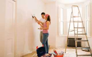 Как сделать ремонт в гостиной