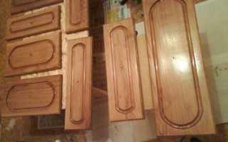 Реставрация кухонных фасадов – окраска, полимерная пленка, замена филенок