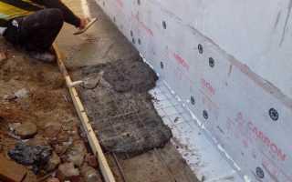 Нужно ли утеплять фундамент дома без подвала – варианты и материалы
