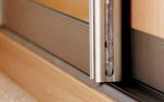 Направляющие для дверей шкафа купе – важный элемент раздвижной системы