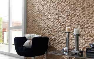 Декоративные панели под камень