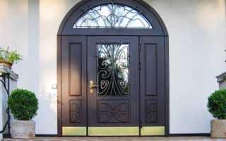 Утепление входных дверей, деревянных и металлических