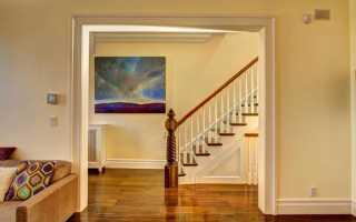 Как облагородить дверной проем