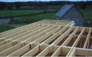 Что делать если необходимо усиление деревянной балки