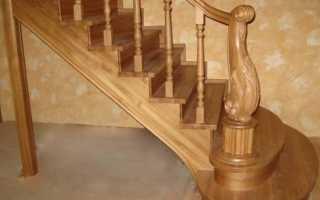 Сколько стоит деревянная лестница и от чего зависит цена