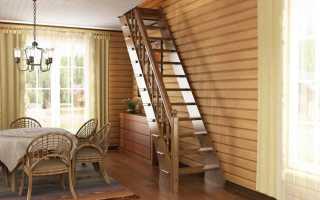 Варианты лестниц на второй этаж: что лучше выбрать?