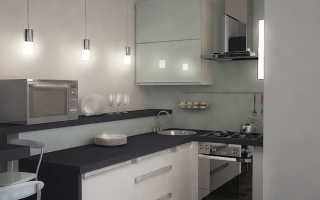 Кухня в стиле минимализм – основные черты и особенности