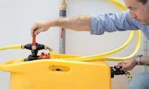 Насос для промывки теплообменников – принцип действия установки