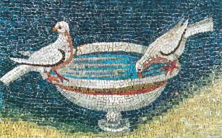 Мозаика из мрамора – настоящее произведение искусства