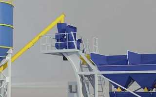 Оборудование для производства бетона – мобильное и стационарное