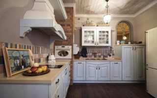 Кухня в деревенском стиле – особенности отделки, мебели и декора