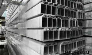 Алюминиевая профильная труба – преимущества, ассортимент, требования