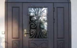 Металлические двери нестандартных размеров – разновидности и особенности изделий