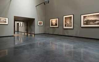 Полированный бетонный пол – преимущества и виды шлифовки