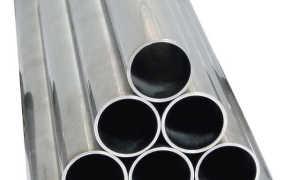 Алюминиевая круглая труба – разновидности, преимущества, особенности производств
