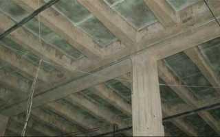 Укрепление чердачного перекрытия – способы усиления деревянных балок