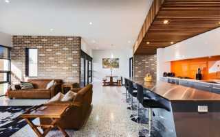 Клинкерная плитка в интерьере – красота и естественность