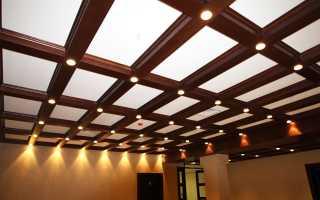 Выбираем отделочные материалы для потолка