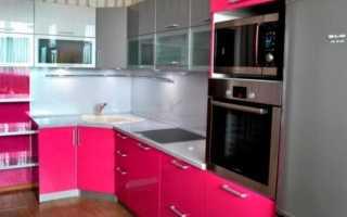 Кухня цвета фуксии в интерьере – чем привлекательна, сочетания цветов