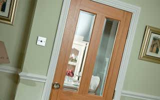Дизайн межкомнатных дверей – зависимость от конструкции и материала изготовления