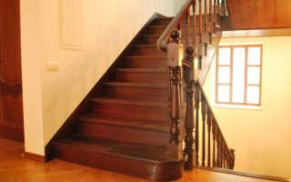 Облицовка деревом бетонных лестниц: инструкция по выполнению